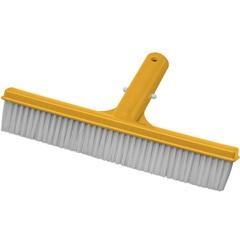 Esfregão de Parede para Piscina 25cm Amarelo - Jacuzzi