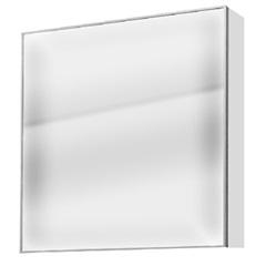 Espelheira Blu Quadrada 60cm Branca