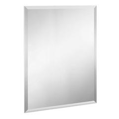 Espelho de Banheiro Retangular Bisote Blu 80x60cm - Bumi