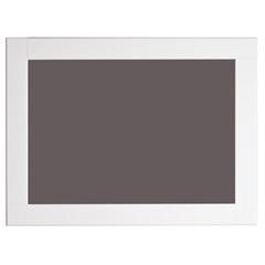 Espelho de Parede Retangular Especial 80x60cm Branco