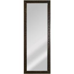 Espelho de Parede Retangular Safira 120 119x44cm Tabaco - Espelhos Leão