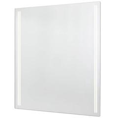 Espelho para Banheiro com Led Faixas 52,5x54cm - Cris Metal