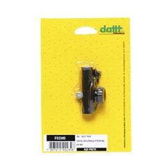 Fecho de Segurança para Portas Preto 502 Fp/S - Datti