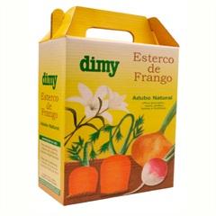 Fertilizante Esterco de Frango 1kilo