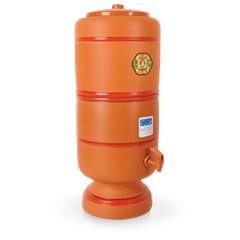 Filtro de Barro para Água São João 1 Vela - 6 Litros