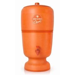 Filtro de Barro para Água São João Classic 1 Vela com Bóia - 6 Litros