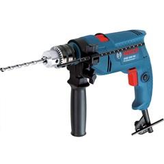 Furadeira de Impacto 550w 110v Gsb 550 Re Professional Azul E Preta - Bosch