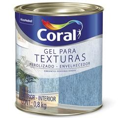 Gel Perolizado para Texturas Efeito Especial 900ml - Coral