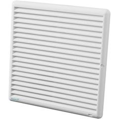 Grade de Ventilação 19x19cm Ventokit Branca
