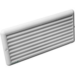 Grade de Ventilação 25x12cm Ventokit Branca