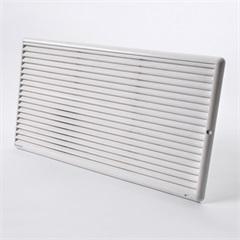 Grade Ventilação Branco Tela 44 X 24 Cm