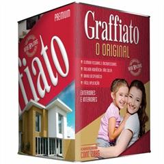 Graffiato Premium Riscado Amarula 28kg - Graffiato