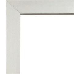 Guarnição para Janela Basculante Alumifort 40x40cm Branca - Sasazaki