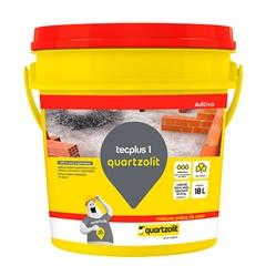 Impermeabilizante Tecplus 1 Branco 18 Litros - Quartzolit