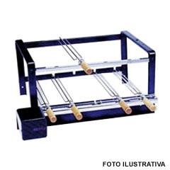 Kit 2004 para Churrasqueira de Alvenaria