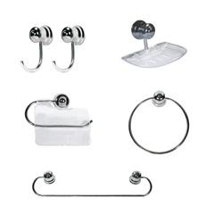 Kit para Banheiro Plus Especial Copa 5 Peças