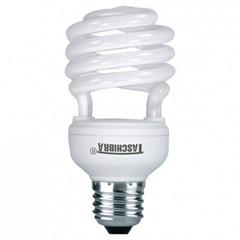 Lâmpada Fluorescente Espiral 13w 110v 4000k Luz Branca - Taschibra