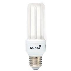 Lâmpada Fluorescente Tradicional 3u 15w 110v 6500k - Golden