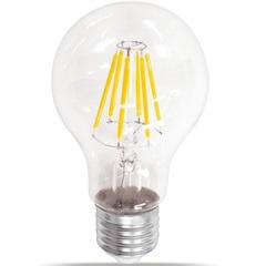 Lâmpada Led Bulbo com Filamento 4w Bivolt 2400k Luz Amarela - Casanova