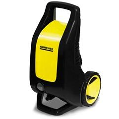 Lavadora de Alta Pressão 1500w 110v K2500 Preta E Amarela - Karcher