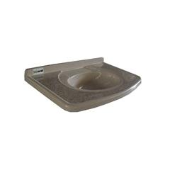 Lavatório Isocril Bari 080 Shell Ref: Lv659 - Irmãos Corso