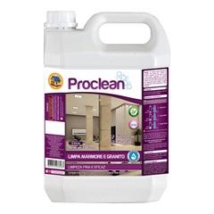 Limpa Mármore E Granito 5 Litros - Proclean