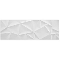 Listelo Couche Matte Retificado Acetinado Branco 29,1x87,7cm - Portinari