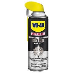 Lubrificante Spray Dry Lube com Ptfe Wd-40 500ml - WD-40