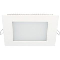 Luminária Painel Led de Embutir Quadrada 24w 6500k Luz Branca