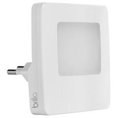 Luz Noturna Led Quadrada com Sensor 5w Bivolt Smart 3000k