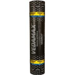 Manta Asfáltica Impermeabilizante Vedamax Alumínio 3mm com 10 Metros - Vedacit