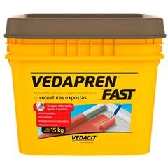 Manta Líquida Vedapren Fast Concreto 15kg