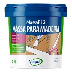 Massa para Madeira Fusecolor Jatobá F12 900ml - Ref: 704603 - Fusecolor