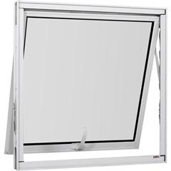 Maxim-Ar Simples de Alumínio sem Grade Vidro Mini Boreal Una Branco 60x60cm - Casanova