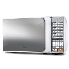 Micro-Ondas 700w 110v Liva Branco E Espelhado 20 Litros - Midea