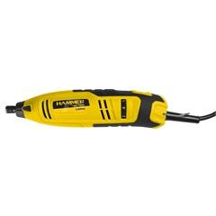 Micro Retífica com Maleta 150w 220v Amarela - Hammer