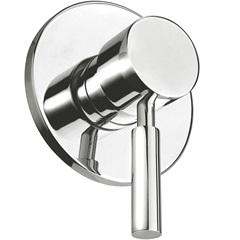 Misturador Monocomando para Ducha Titânio Futura Cromado - Perflex