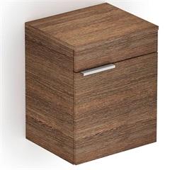Módulo Extensão para Gabinete com 1 Porta Like Wengué - Celite