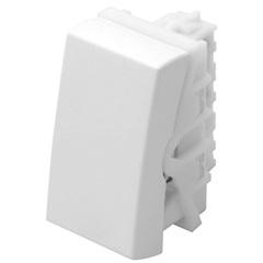 Módulo Interruptor Simples Modulare 10a 250v Branco