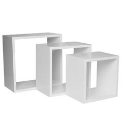 Nicho Trio 35cm Branco