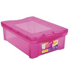 Organizador Médio Pink 21008 - Ordene