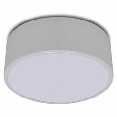 Paflon Redondo 60w Bivolt Clean 25cm Branco - Spot Line