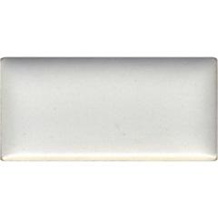 Pastilha Branco Aspen 2,5x5cm - Jatobá