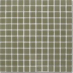 Pastilha de Vidro Oliva 2.3x2.3 Ref.Hds33 - Colormix