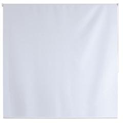 Persiana Rolô em Poliéster Blackout Nouvel 160x160cm Branca