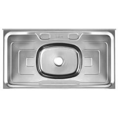Pia de Cozinha em Inox Bella 100x53x13 Cm - Franke