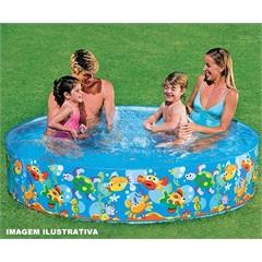 Piscina Snapset Oceano 800 Litros Ref. 56452 - Intex