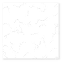 Piso Diamante Bold Brilhante Branco 44x44cm - Casanova