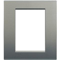 Placa 4x4 Living & Light Avenue - BTicino