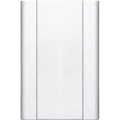 Placa Cega 4x2 Modulare Branca